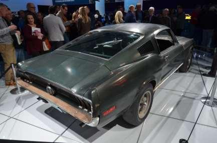 2018 North American International Auto Show_ Ford Mustang Bullitt Original_03