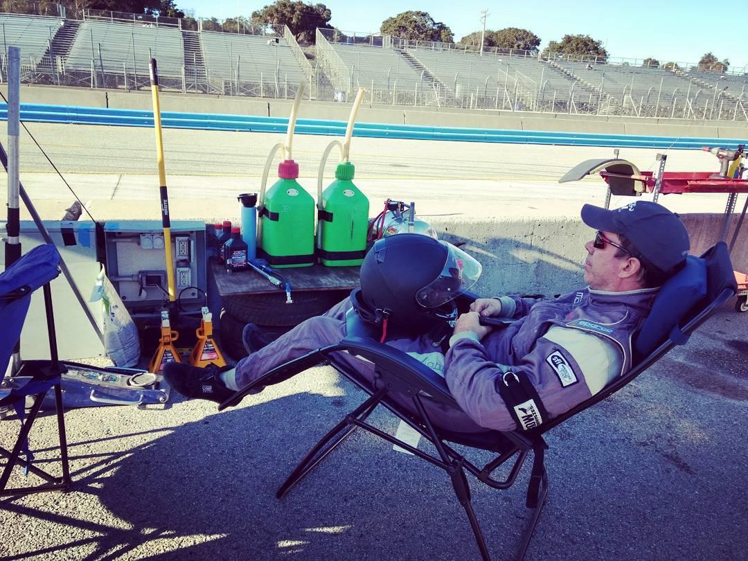 Bare Bones Racing 12 - David Fosberg