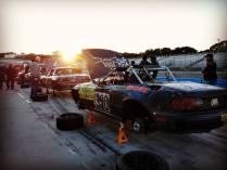 Bare Bones Racing 14 - 2017 Pits