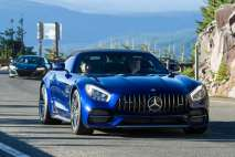 2017 Run to the Sun _ Mercedes-AMG GT C Roadster 5