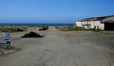 Desolate much? GP in Fort Bragg