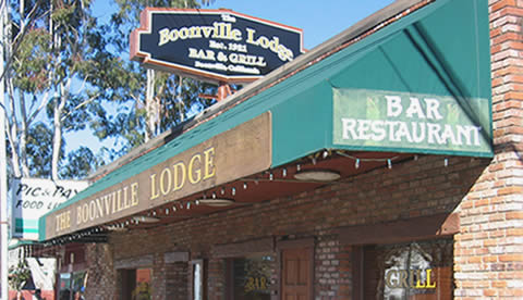 Ye olde Boonville Lodge