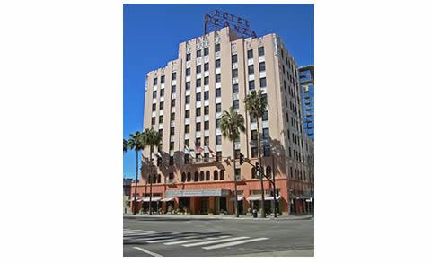 Hotel De Anza, San Jose.