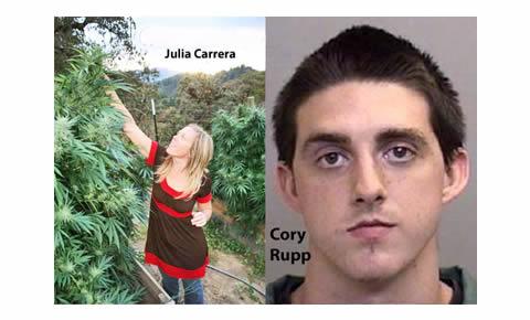 Julia Carrera & Cory Rupp