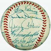 SignedBaseball