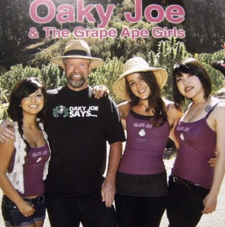 Oaky Joe & The Grape Ape Girls