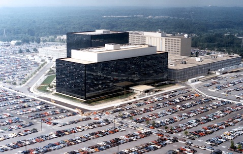 NSA Headquarters, Fort Meade, Maryland