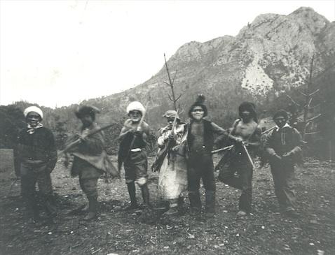1870s Wardance