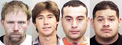Miles, OConner, Reynaga, Sanchez