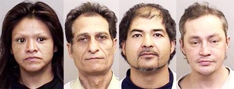 Davis, N.Khairzada, S.Khairzada, Meshekey