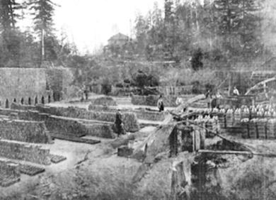 Mill Brickhouse, Early 1900s