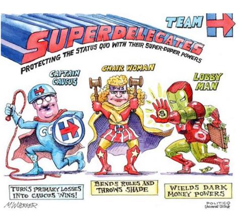 HillarysAvengers