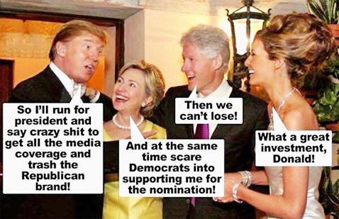 Trump&Hillary