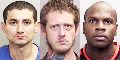 Gonzalez, Hundley, Jones