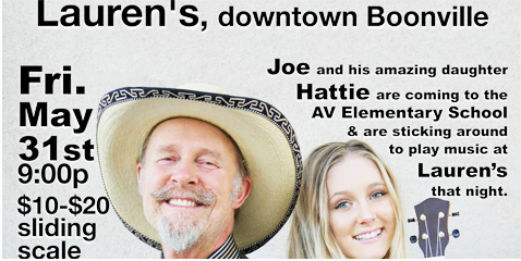 MCT: Saturday, May 25, 2019 – Anderson Valley Advertiser