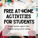 at-home-activities-for-students