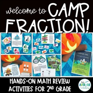 2nd Grade Fraction Activities