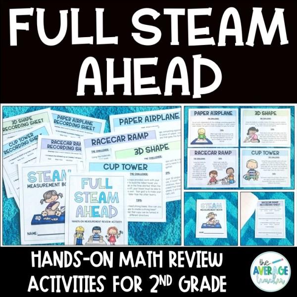 2nd Grade Measurement Activities