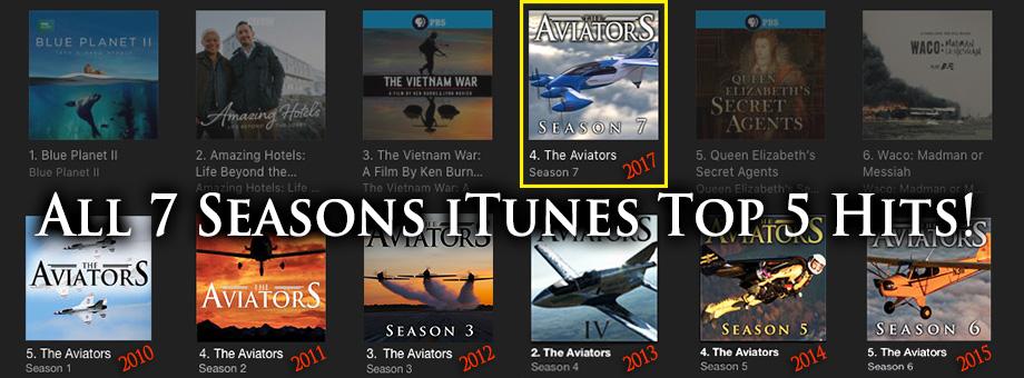 Episode Guide | The Aviators