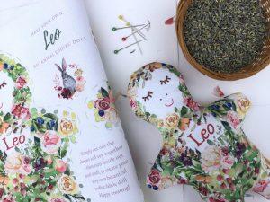 New – Zodiac doll kits available on Etsy!