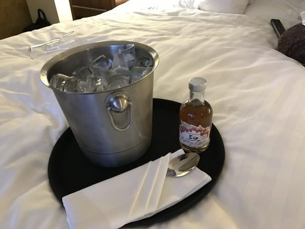 marriott edinburgh gin