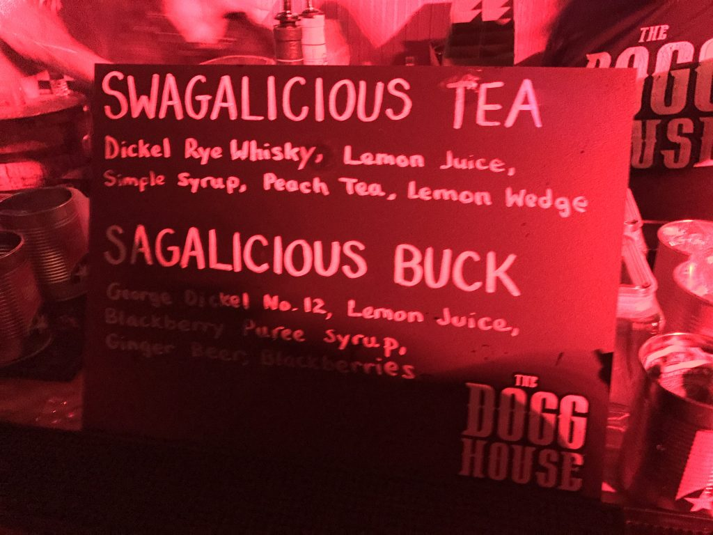 Dogg House Cocktail