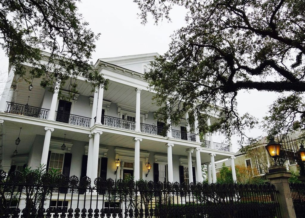 New orleans points of interest for Things to do in the garden district