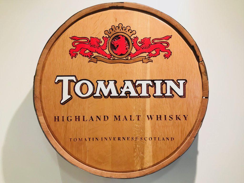 Tomatin Scotch Whisky