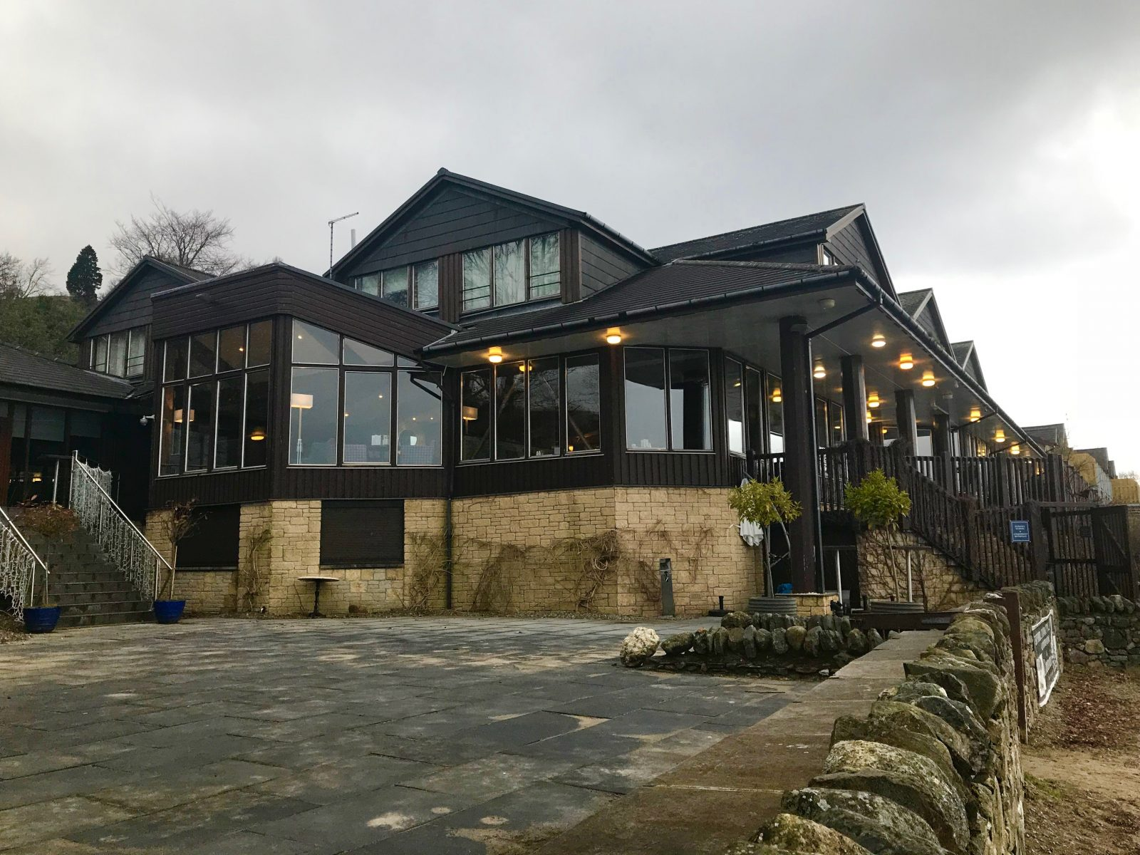 Lodge on Loch Lomond Hotel Review