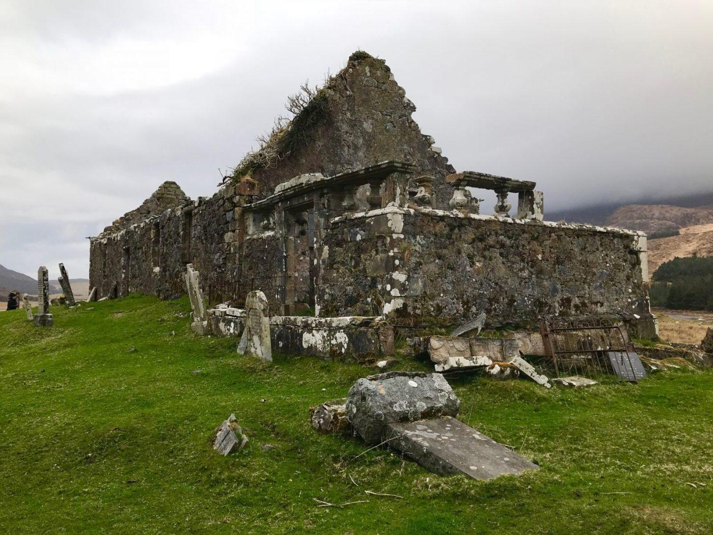 Cill Chroisd Church