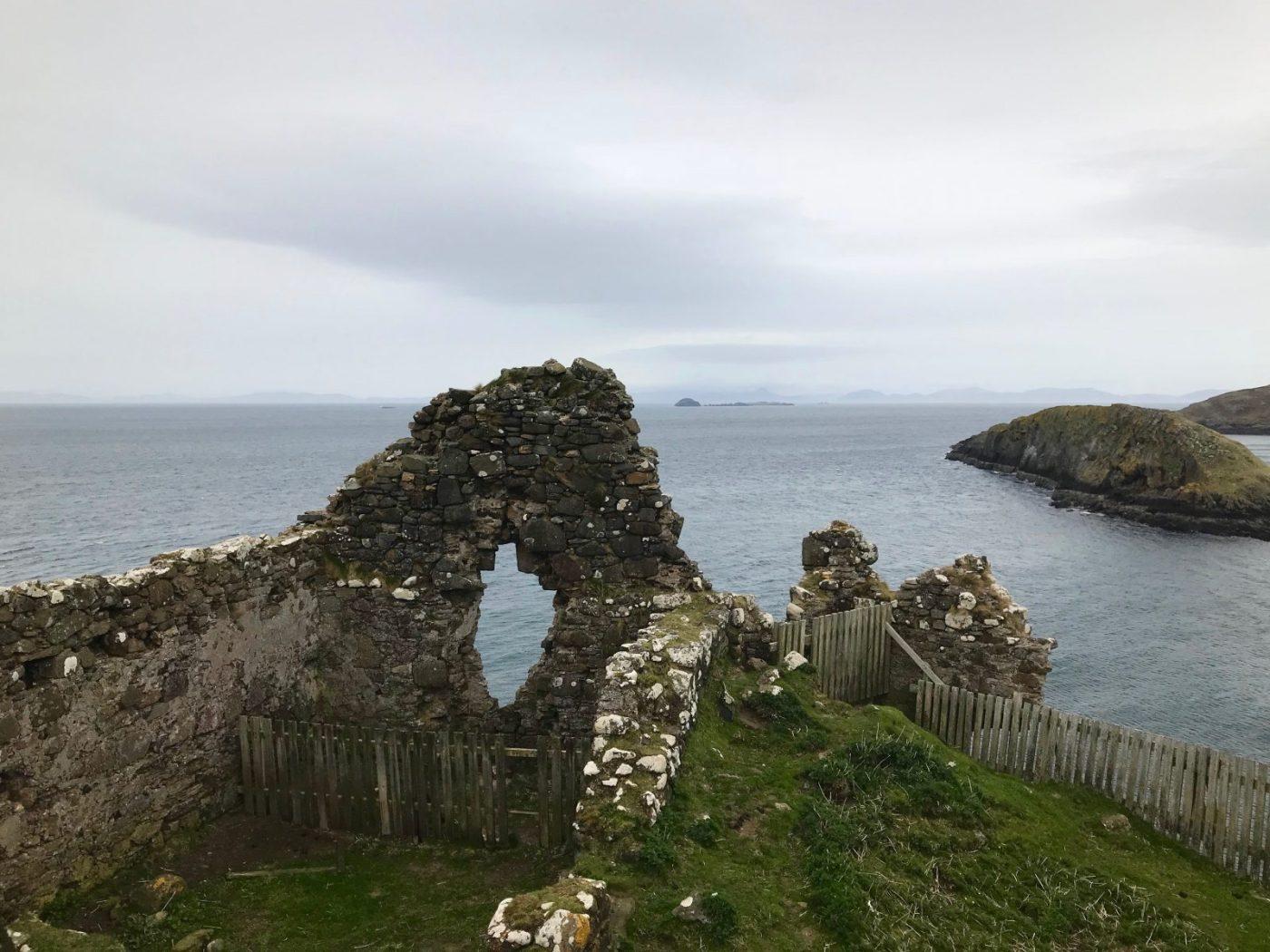 Duntulm Castle