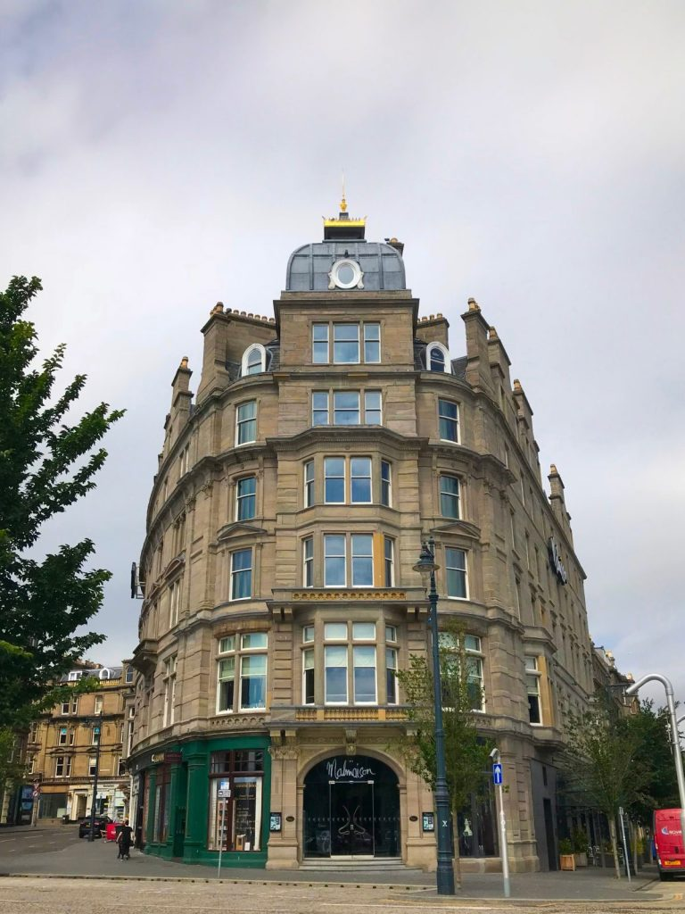 Malmaison Dundee Review