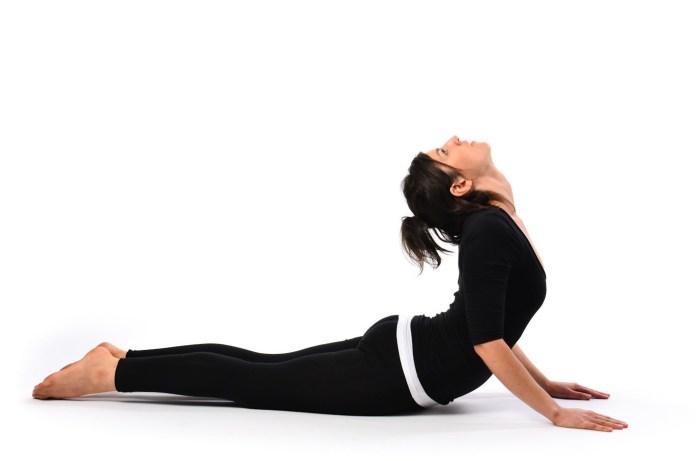Yogasanas for a flexible body