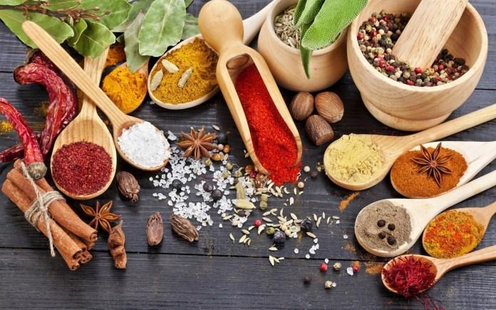 Kitchen-ingredients