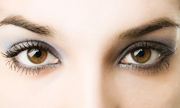 Beautiful and big eyes