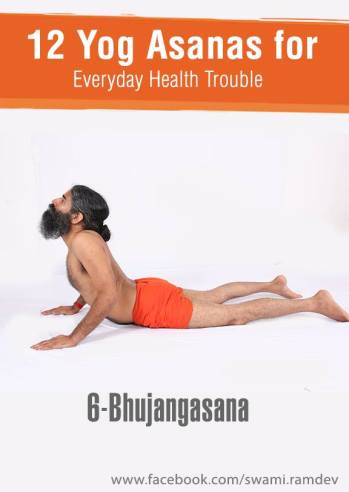 Bhujang Asana or Cobra Pose