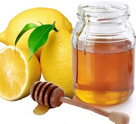 Honey and lime for health