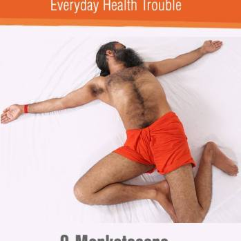 Markat Asana or Monkey Pose