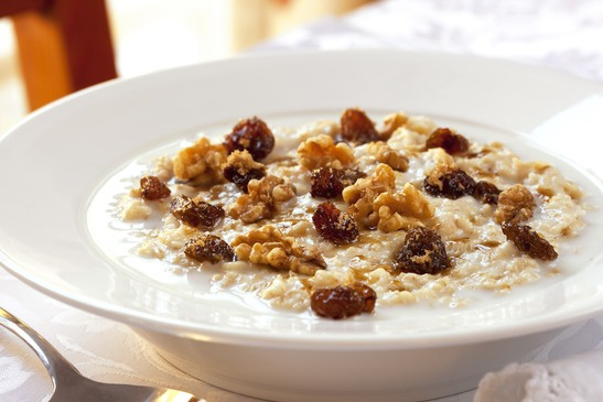 Cooked oats benefits