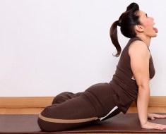 Lion pose Simhasana for Stuttering voice