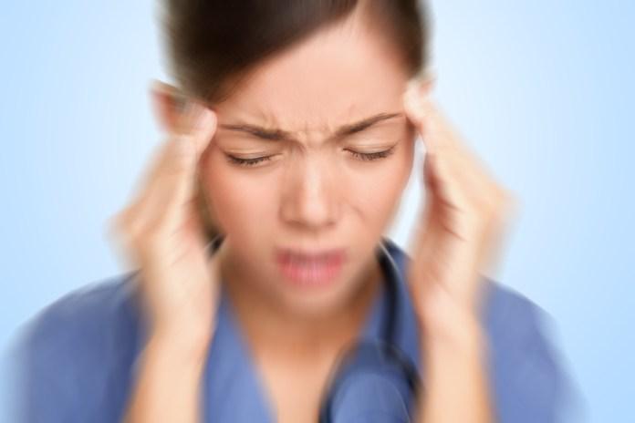 intense common headache