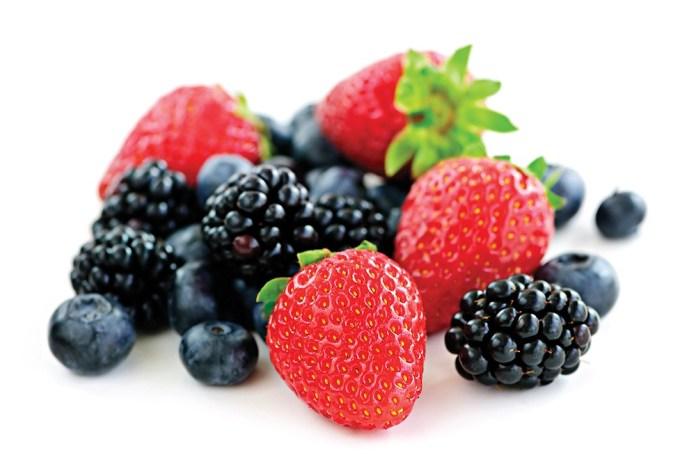Berries is the Best Fruits for Diabetes patients