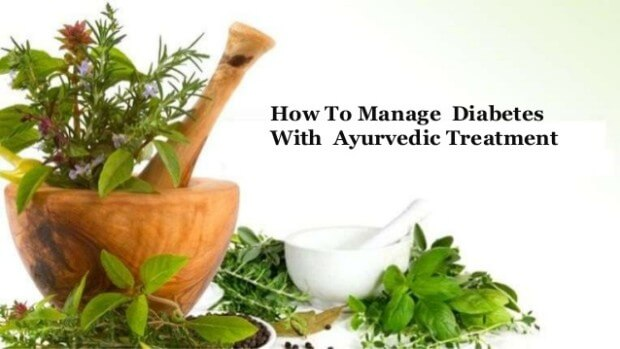 Manage Diabetes with Ayurvedic Treatment