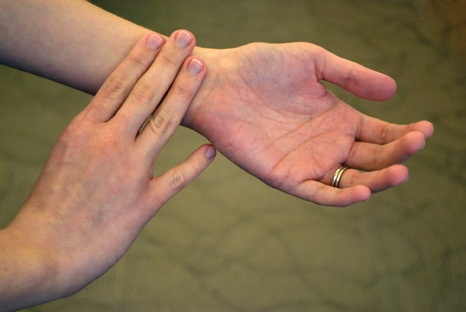 pericardium acupressure point