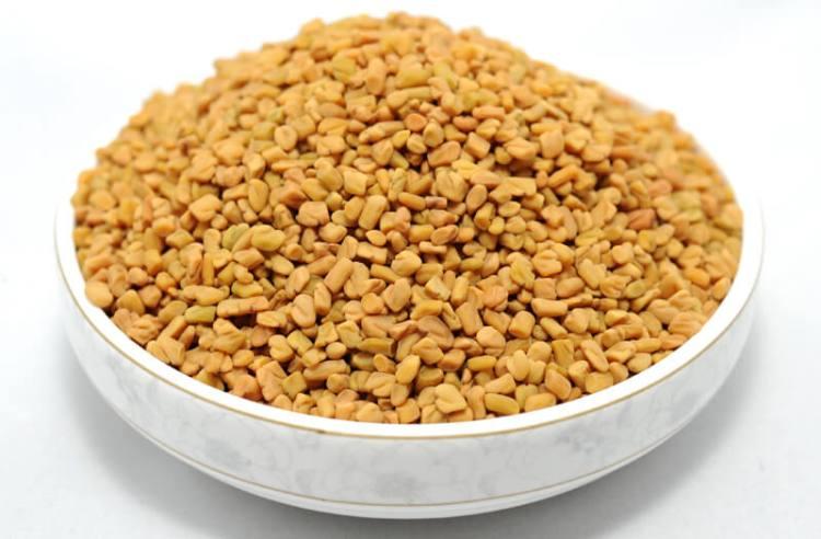 fenugreek seeds for skin