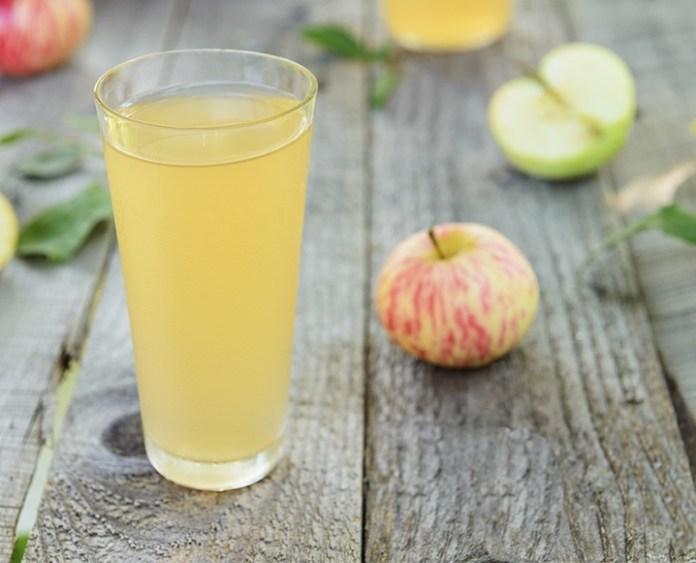 apple cider vinegar for liver