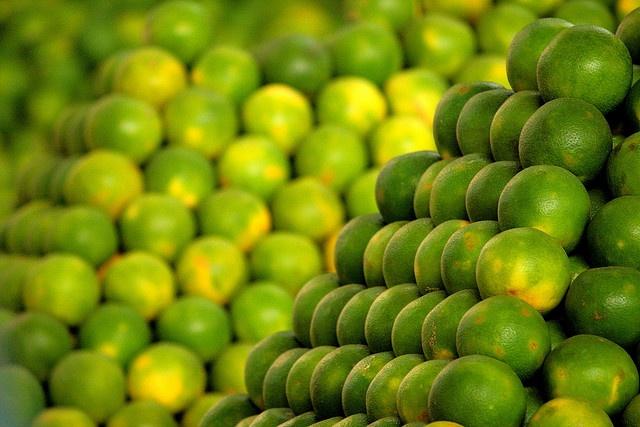 sweet lime fruit