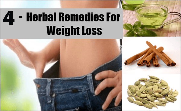 Herbal Remedies for Weight Loss