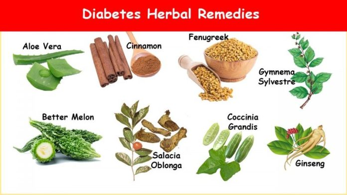 herbs to lower blood sugar level