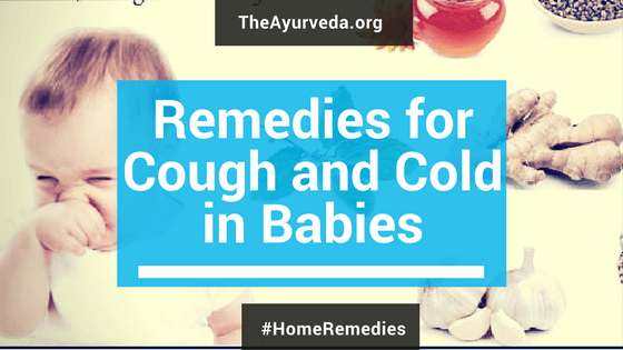 Remedies for Cough and Cold in Babies